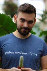 Rubus cockburnianus